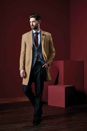 Look book shoot for textile brand Howard Roark