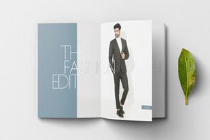 Look Book Design for Banswara Textiles