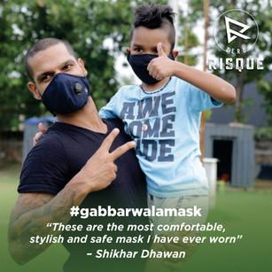 Zero Risque - Antiviral Masks