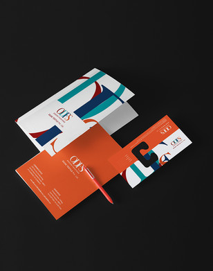 Logo & Collateral Design for ODFS