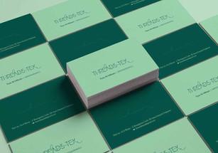 Identity Design for Pakistan based textile brand Thread Tex