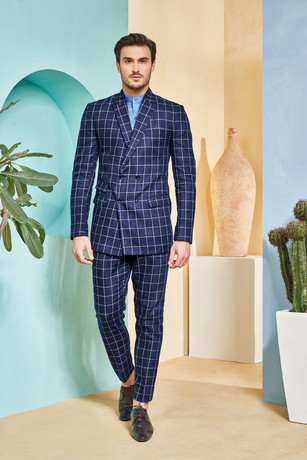 Look book shoot for textile brand True Linen