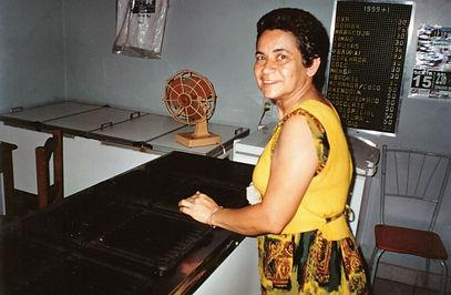 Doraci Vieira- Filha do Sr. Amado