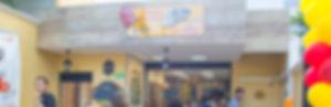 Frente da loja BH