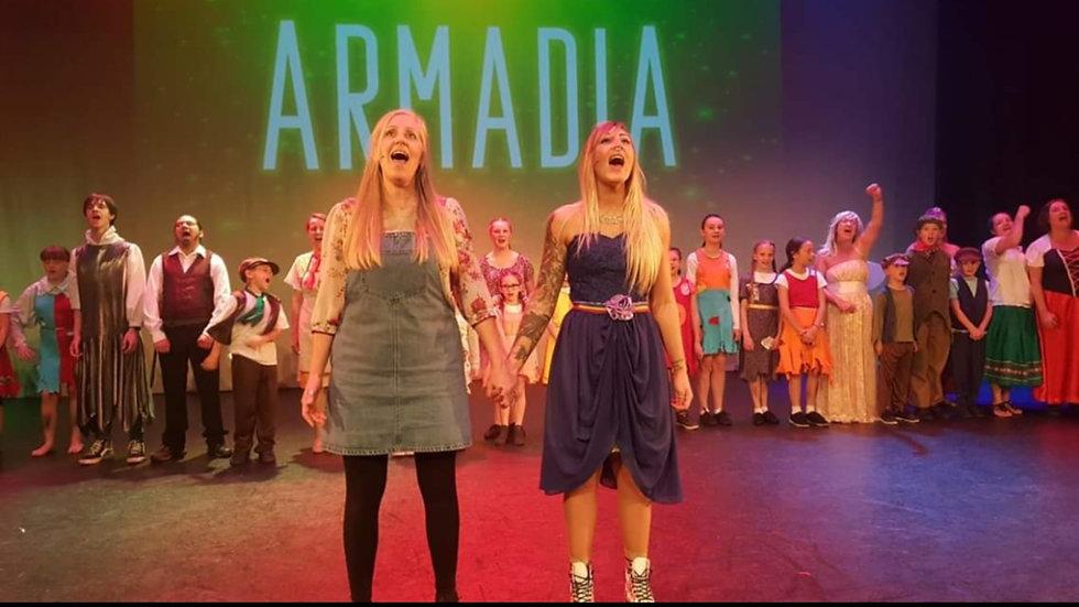 Armadia - 23rd June Performance DVD