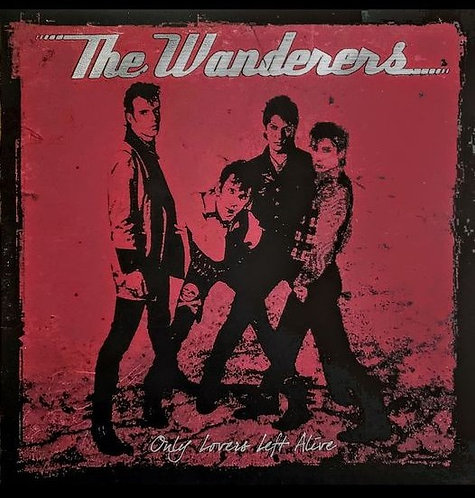 The Wanderers Burgandy/Silver