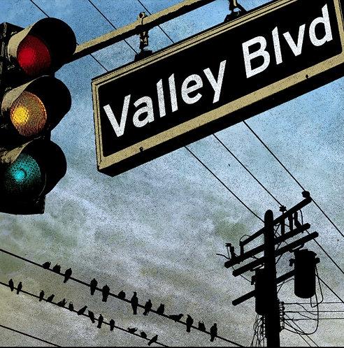 Valley Blvd