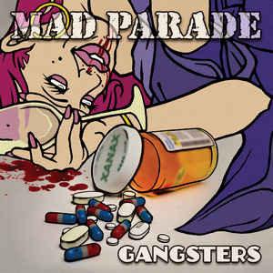"""Gangsters/Bitter End """"Xanax Girl"""" Rare"""