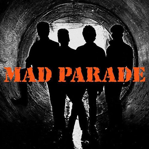 "Mad Parade Mad Parade+bonus ""clear and black"""