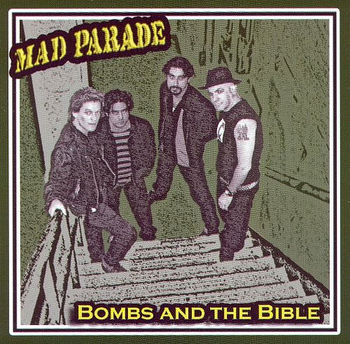 Bombs and the Bible cd