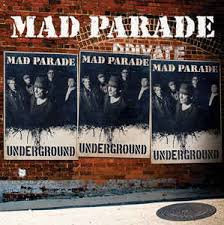 """Mad Parade """"Underground"""" 5 song CD"""