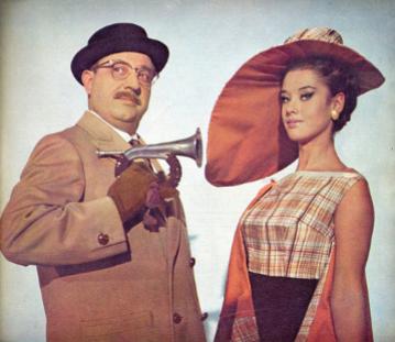 Marcello Marchesi, cent'anni fa nasceva il grande umorista di Carosello