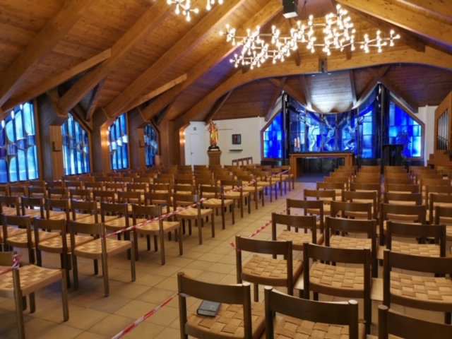 Gottesdienstraum Baltschieder