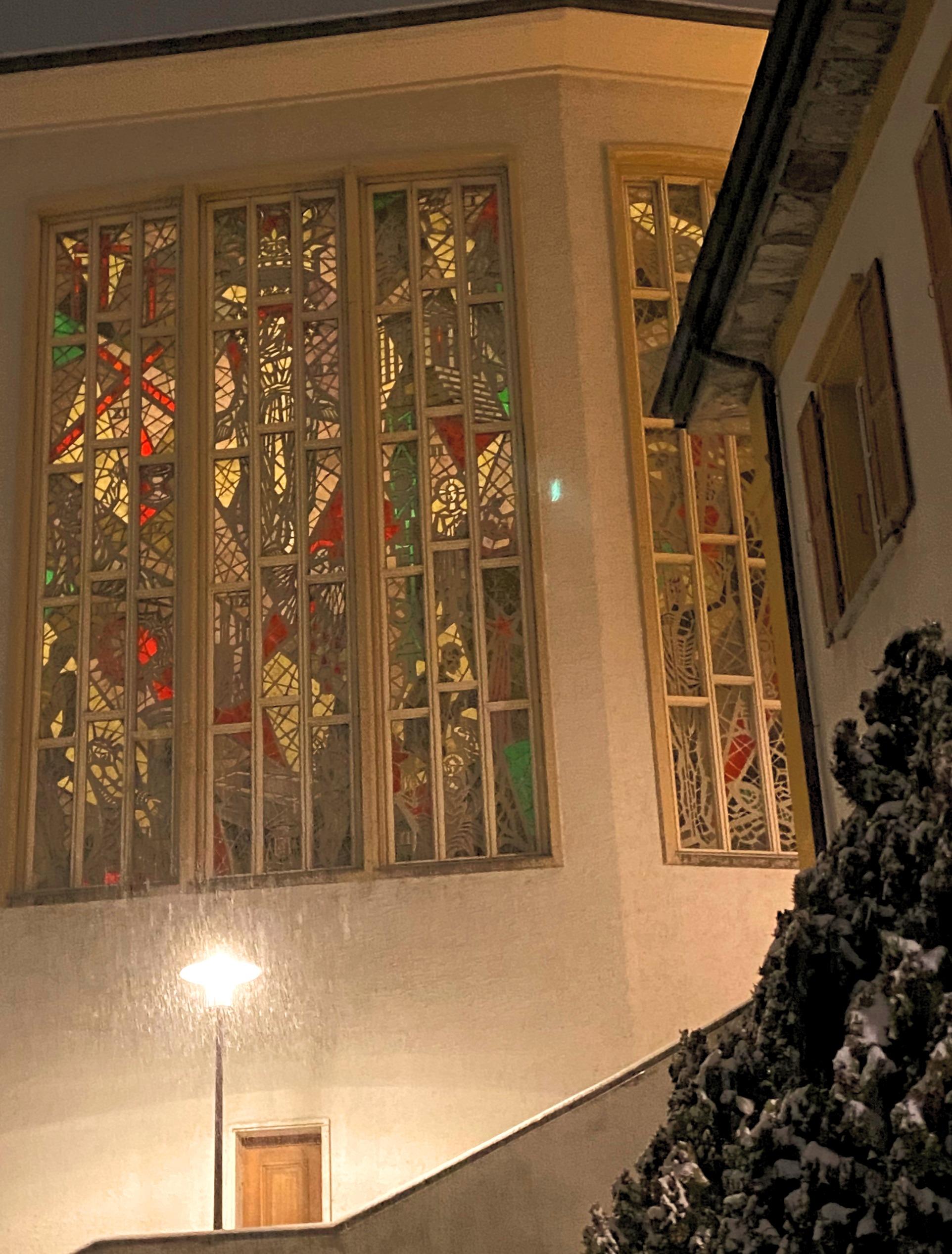 Pfarrkirche Ostfenster