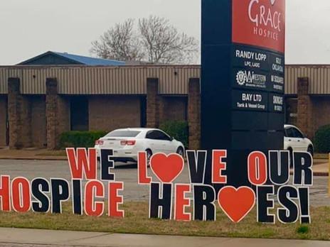 Hospice Heroes Helping Oklahoma