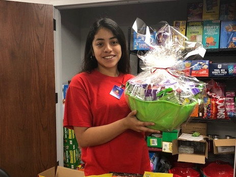 Volunteer Help Needed To Make Care Baskets For The Community