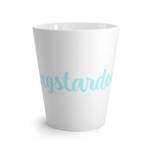 Flying Stars Don't Lie Latte Mug