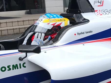 2018 FIA-F4 合同テスト走行レポート
