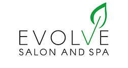 Evolve Salon and Spa white logo.jpg