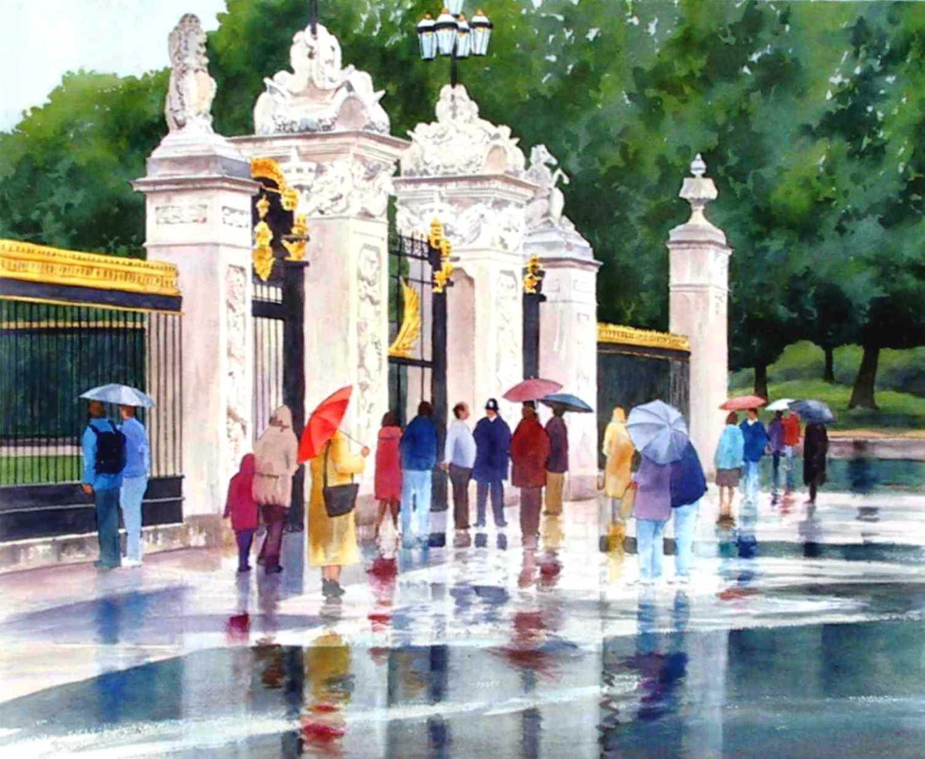 PALACE GATE #2