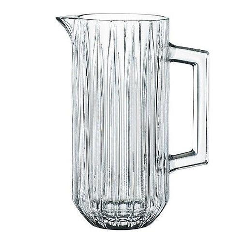 Jarra de vidrio para agua