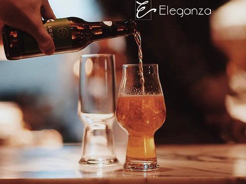 Copas italianas para cerveza