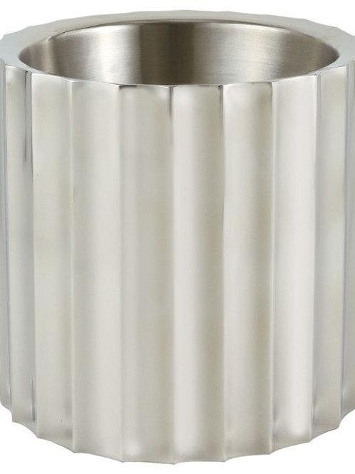 Hielera o Champgnera de stainless steel