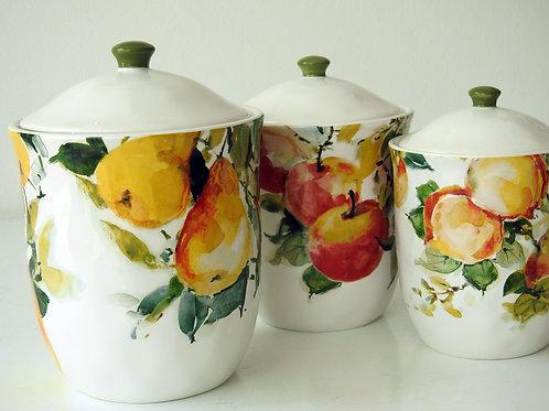 Recipientes de cerámica