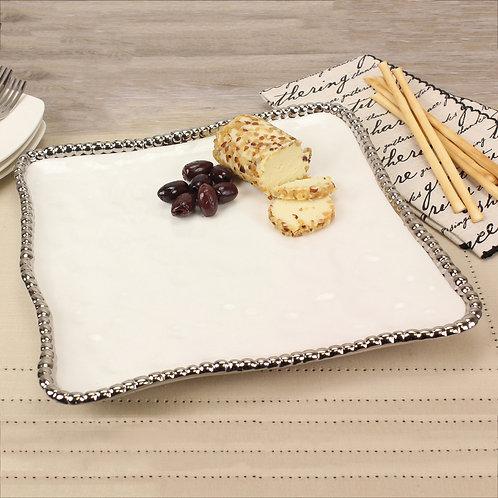 Plato para comer de cerámica
