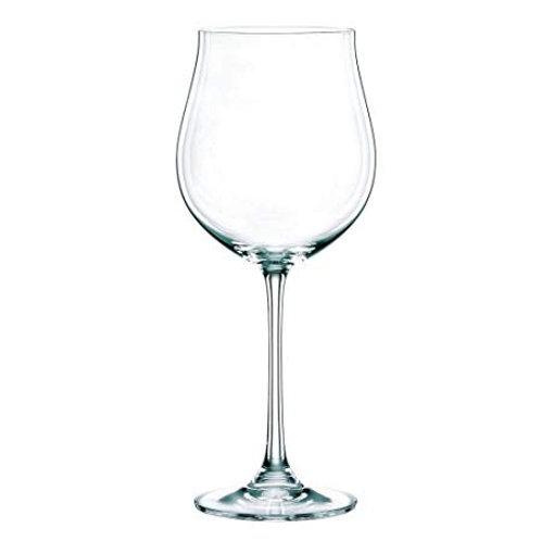 Copa italiana para vino tinto