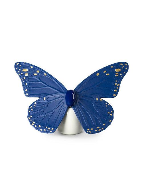 Pieza de porcelana, Mariposa Lladró