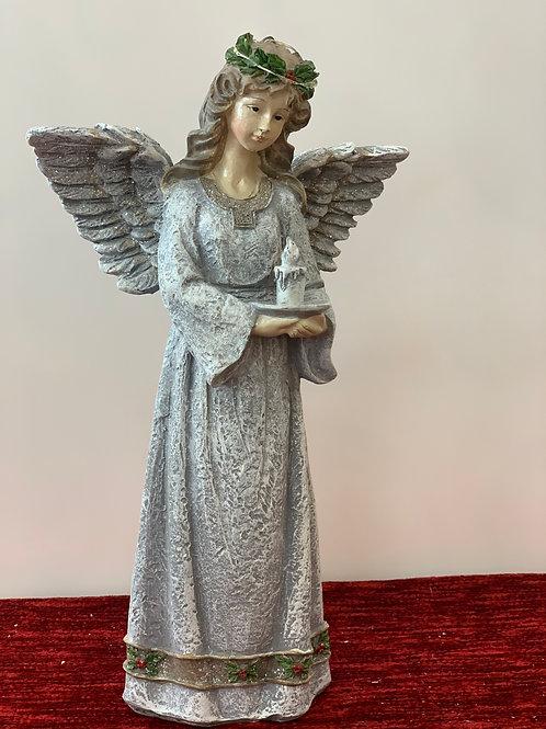 Ángel de cerámica