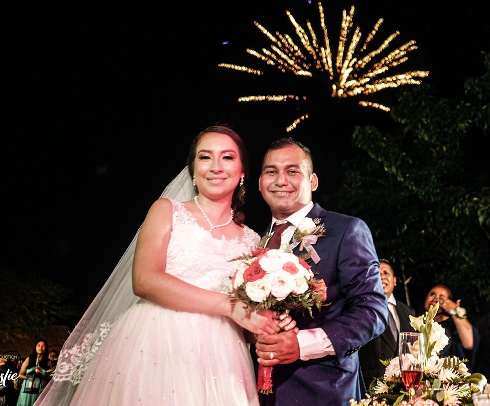 Fotografo Brayan Arreola y Leslie Arreola