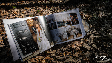 Medium Size Wedding Photobook by Brayan Arreola