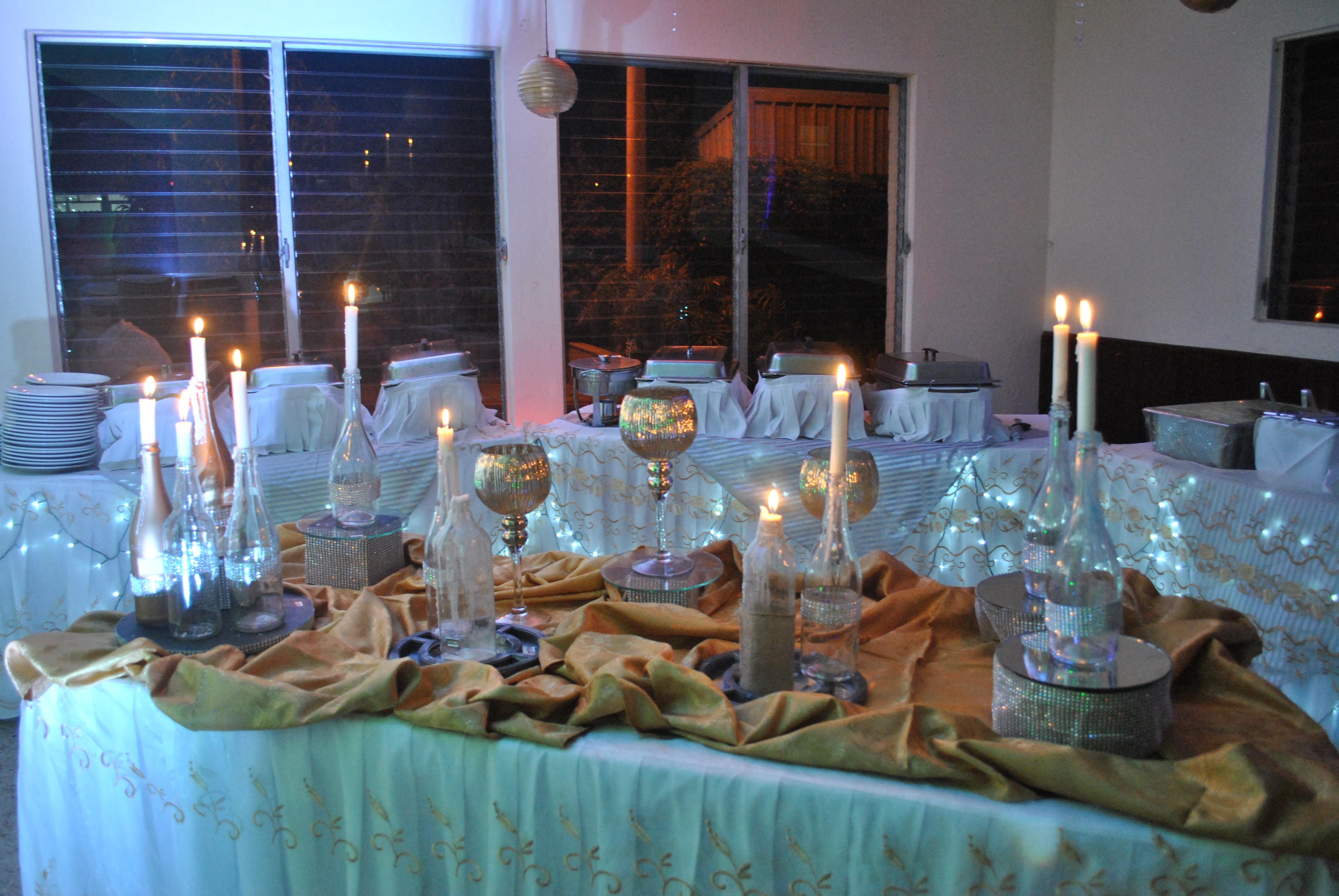 banquetes a domicilio, banquetes arr