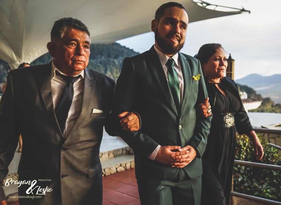 Fotografos interncaionales Brayan Arreola y leslie de Arreola