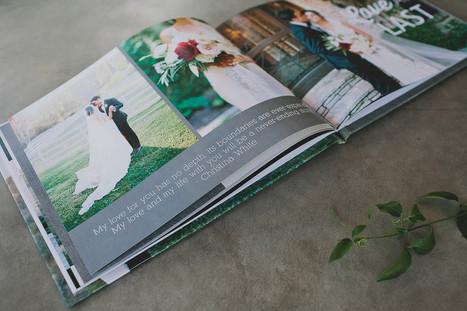 Small Size Wedding Photobook by Brayan Arreola