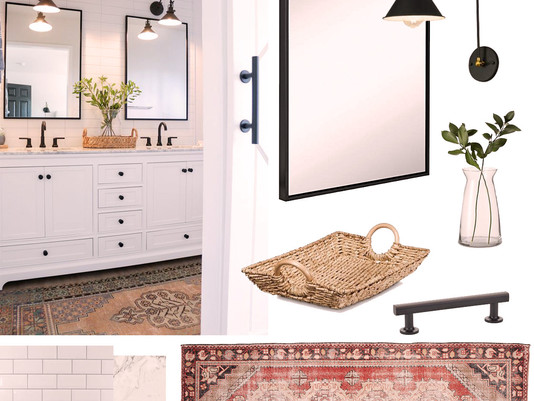 Monday Mood | gettin' farmhouse fresh and staying within your client's budget