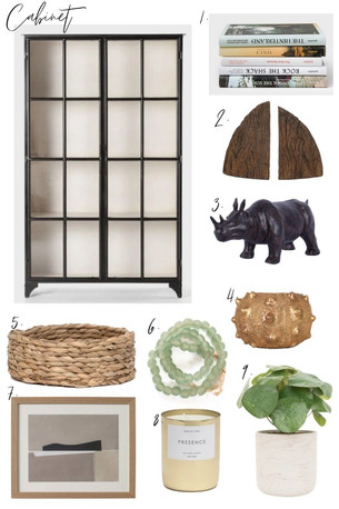 Design: cabinet goals and all the things