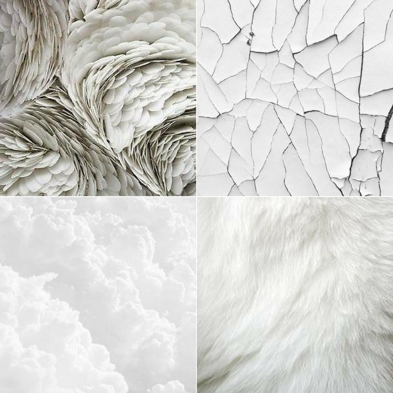White Texture Board