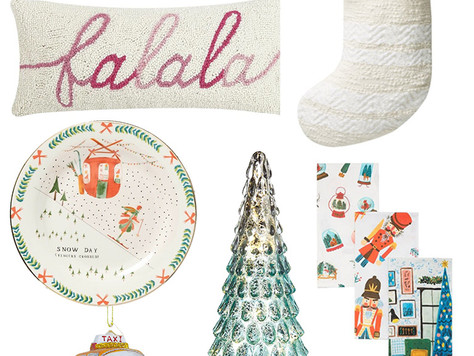 Holiday Finds | Not so traditional