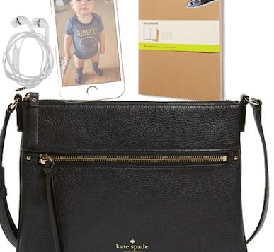 The bag of essentials post