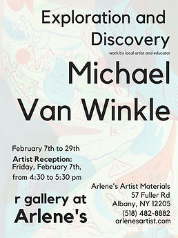 Exploration and Discovery  Michael Van W