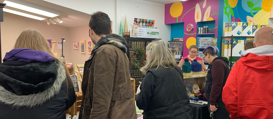 Makers Markets at Arlene's are back this Spring