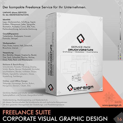 QUERSIGN Prepress Freelance Service