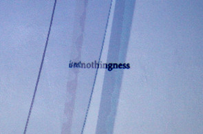(Is not) Nothingness