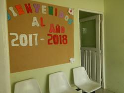 Area comun pasillos de primaria