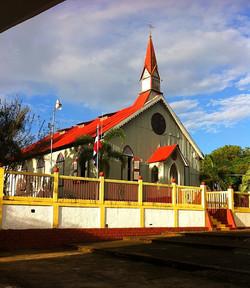 Iglesia Saint Peter Samana