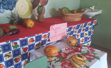 Dia de la alimentacion Colegio Saint Peter