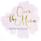 Over The Moon Paper Designs logo